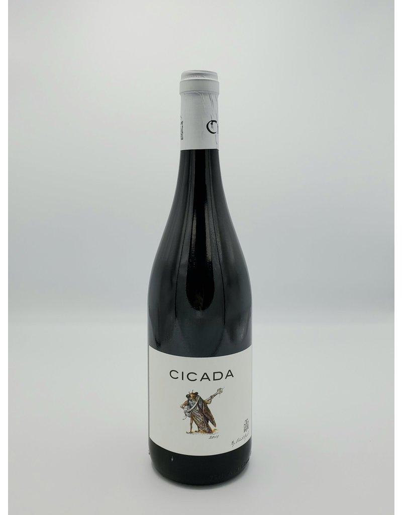Cicada Rouge Vin de France 2018