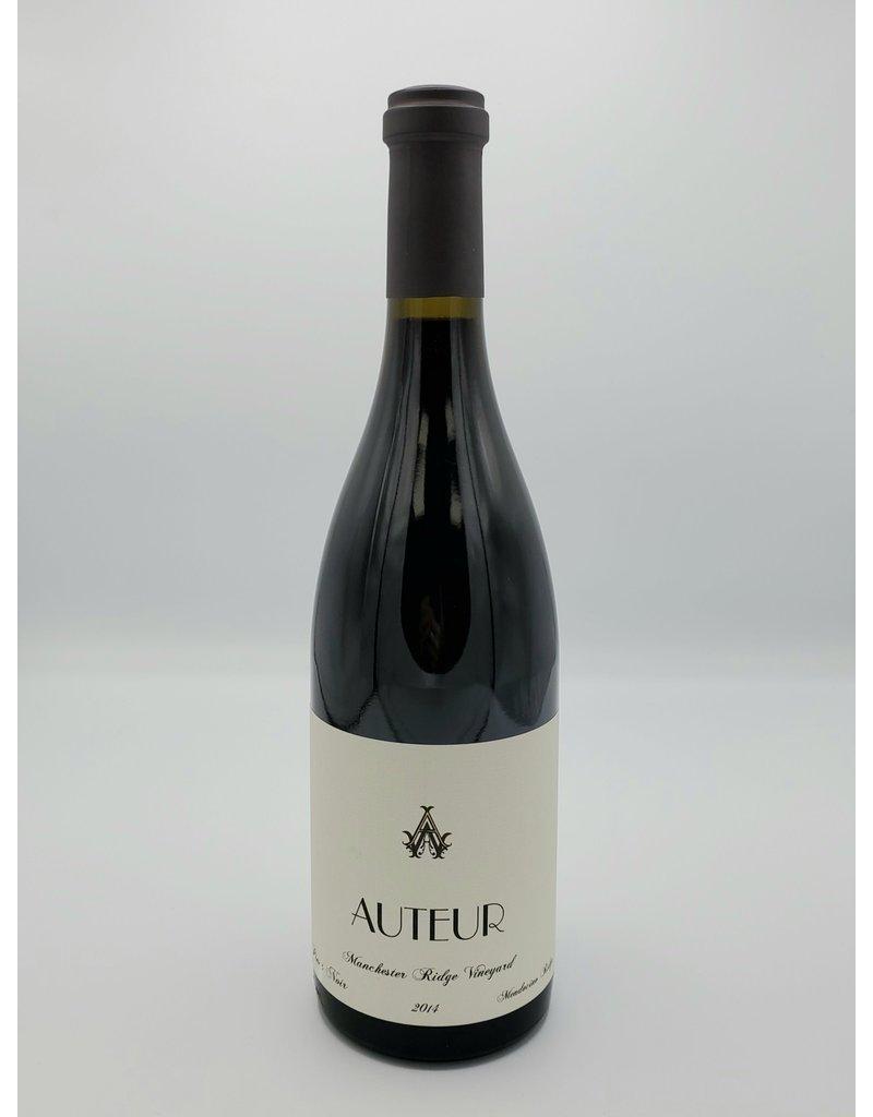 EOV Auteur Pinot Noir Manchester Ridge 2014