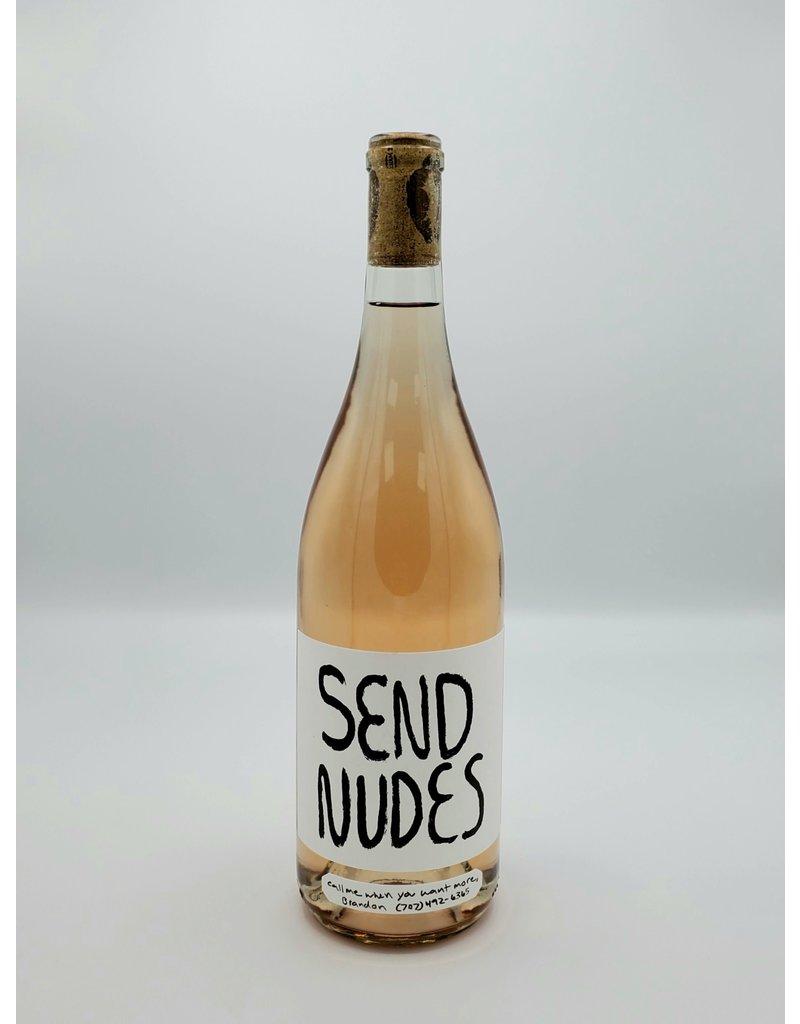Send Nudes Pinot Noir Rose Sonoma Coast 2020