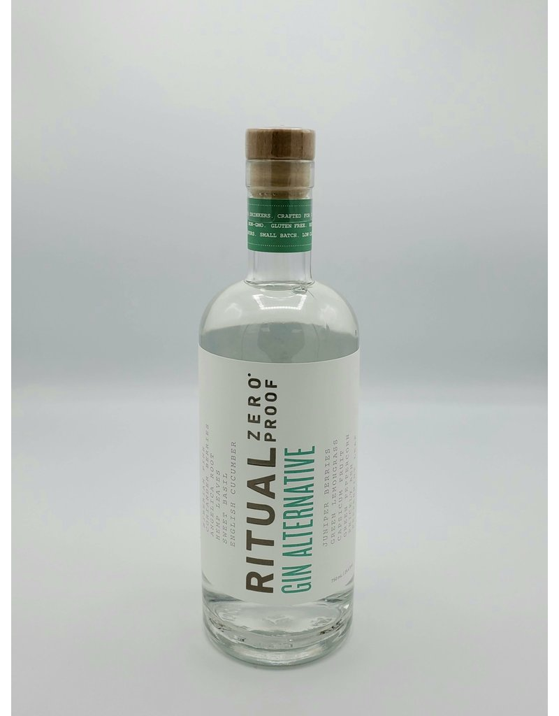 Ritual Zero Proof Gin Alternative