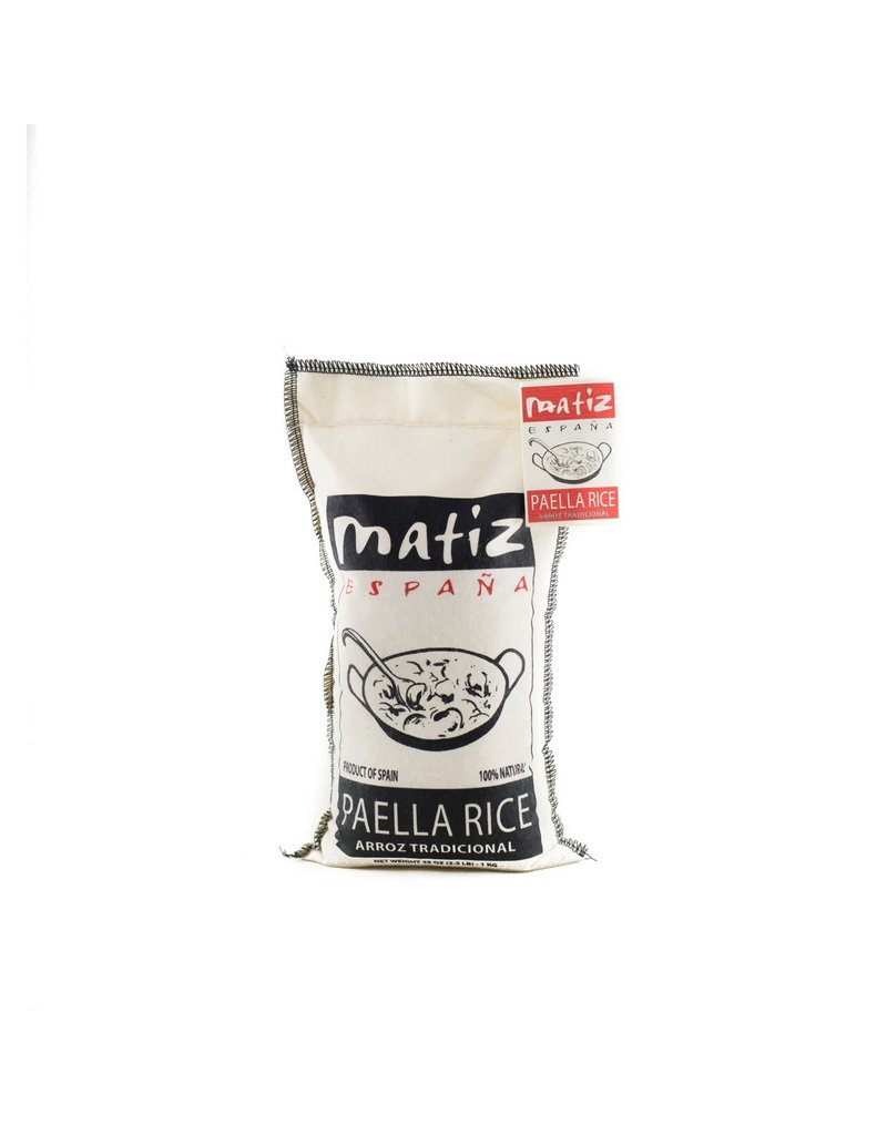Matiz Paella Rice 2.2lb