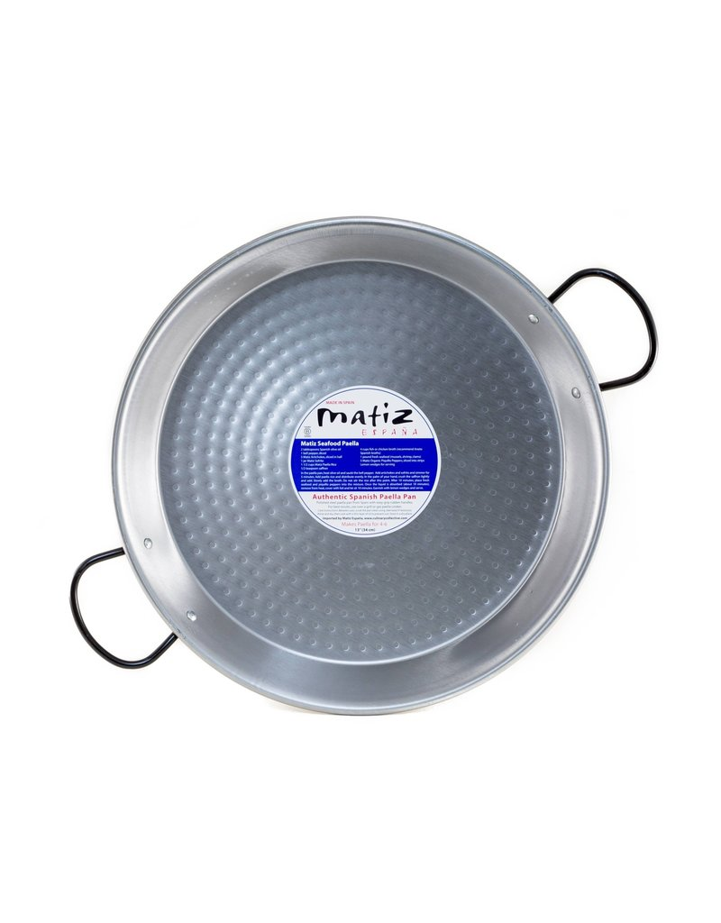 Matiz Paella Pan 34cm