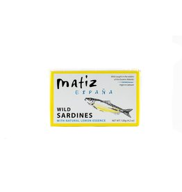 Matiz Sardines with Lemon 4.2oz