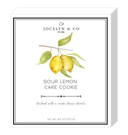 Jocelyn & Co Sour Lemon Cookie