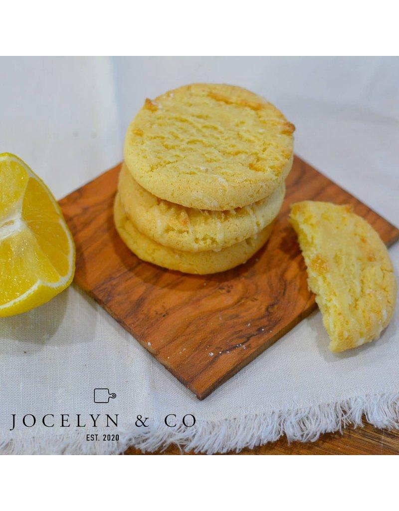 Jocelyn & Co Sour Lemon Cookie