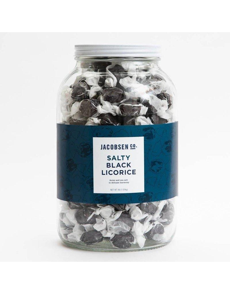 Jacobsen Co Salty Black Licorice, ea