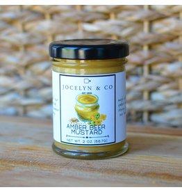 Jocelyn Jocelyn & Co Amber Beer Mustard 2oz.