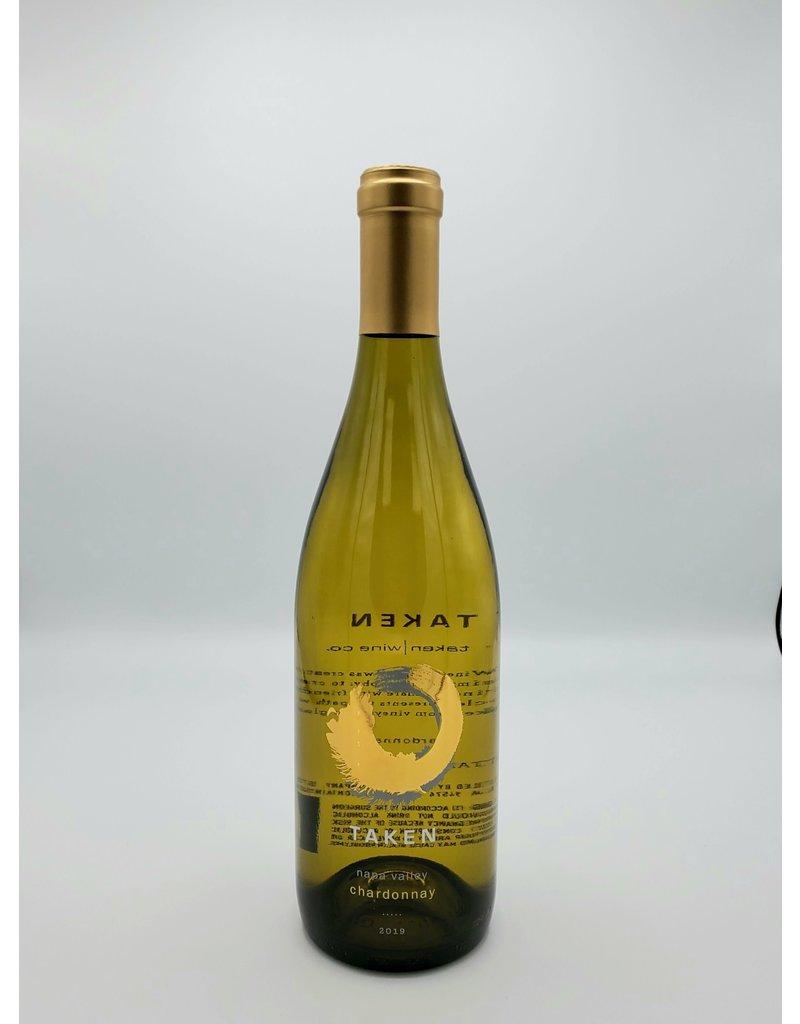 Taken Chardonnay Napa Valley 2019
