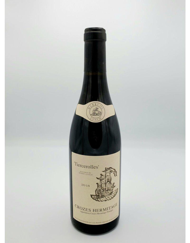 Kermit Lynch Wine Merchant Barruol & Lynch Crozes-Hermitage Tiercerolles 2018