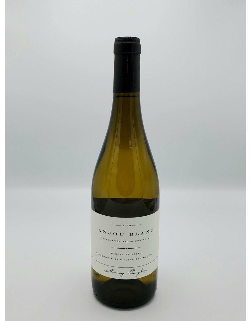 Mary Taylor Pascal Biotteau  Anjou Blanc 2019
