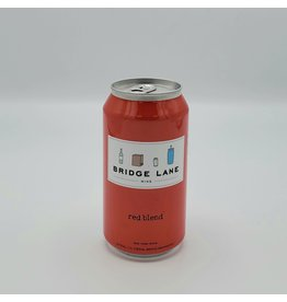 Bridge Lane Red Blend 375ml can