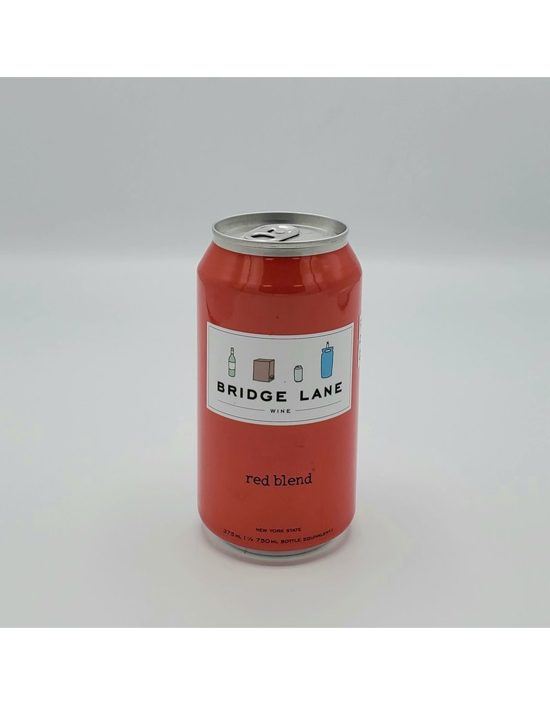 Bridge Lane Red Blend 375ml can