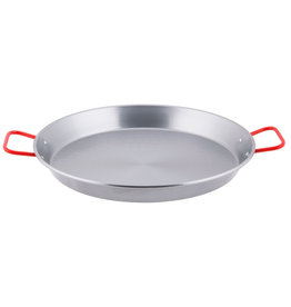"14"" Paella Pan, Carbon Steel, 6-8 ppl."