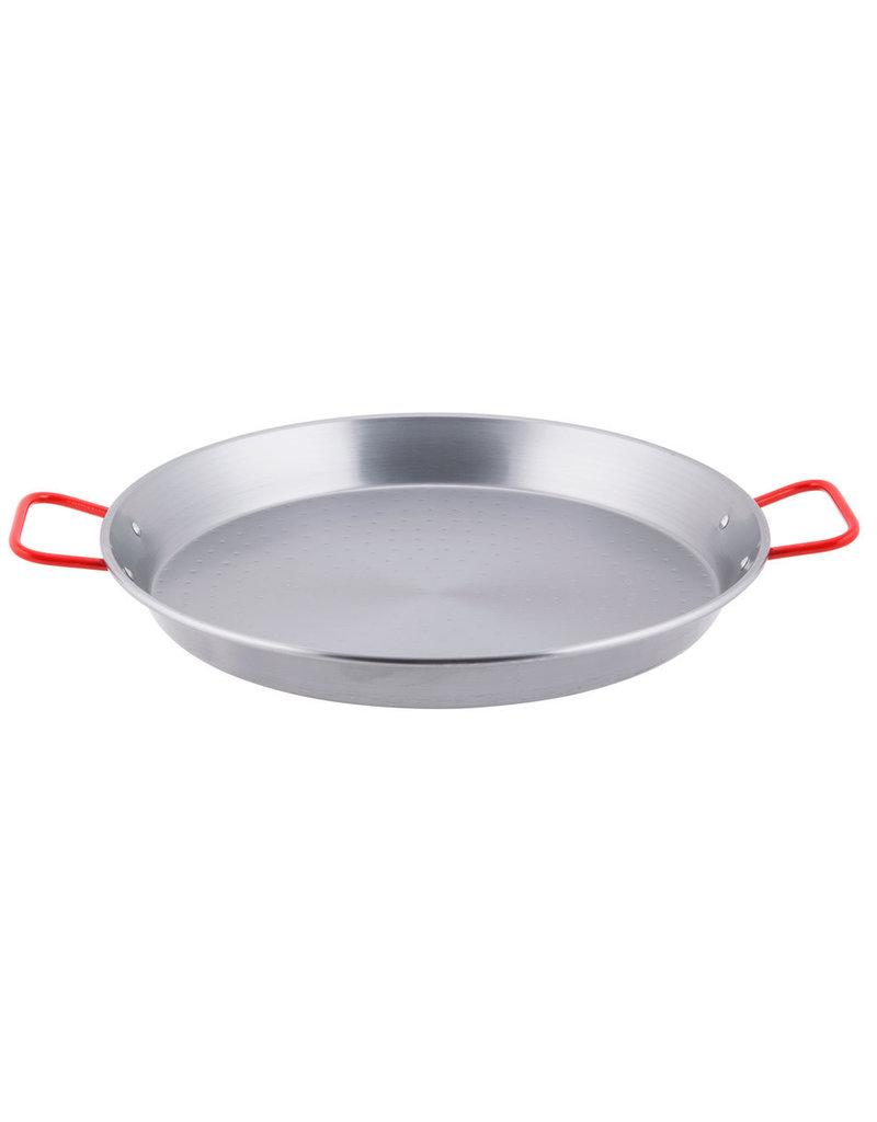 "14"" Paella Pan, Carbon Steel, 6-8 ppl."