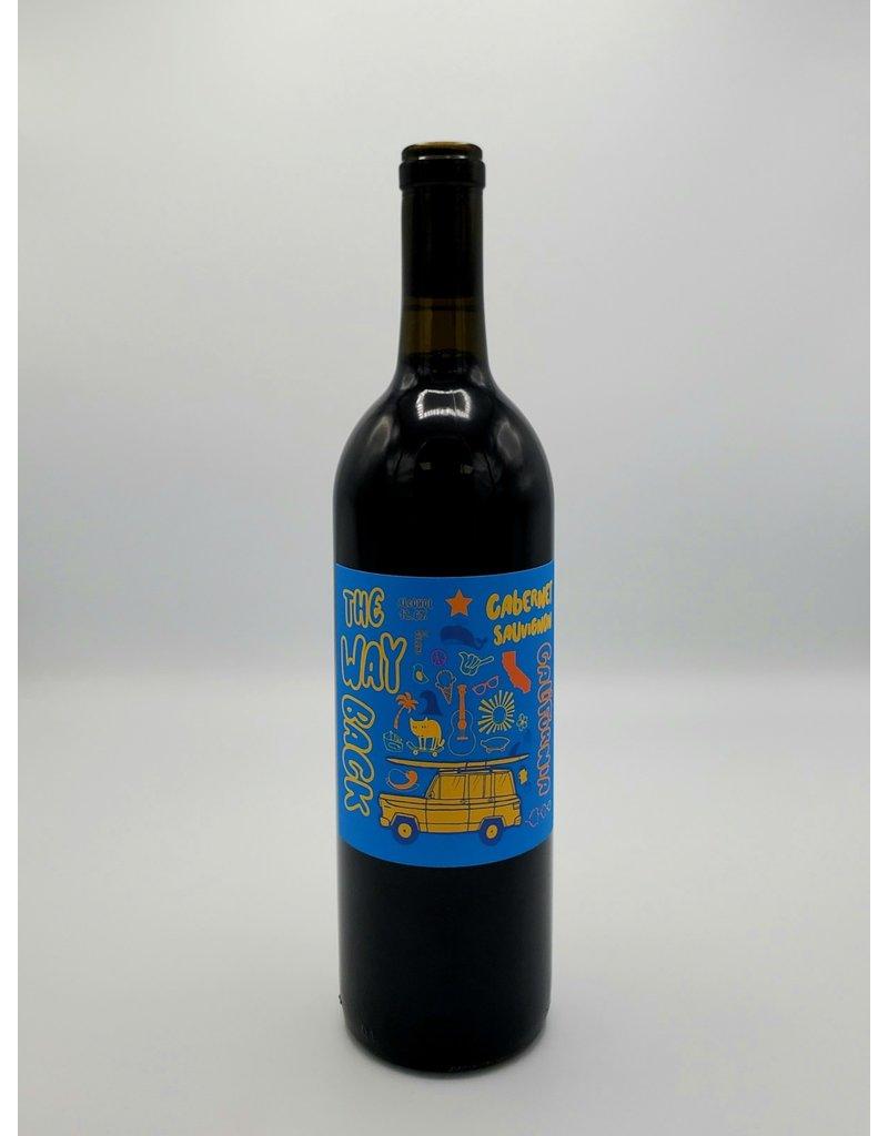 Hobo Wine Co. The Way Back Cabernet Sauvignon Mendocino 2017