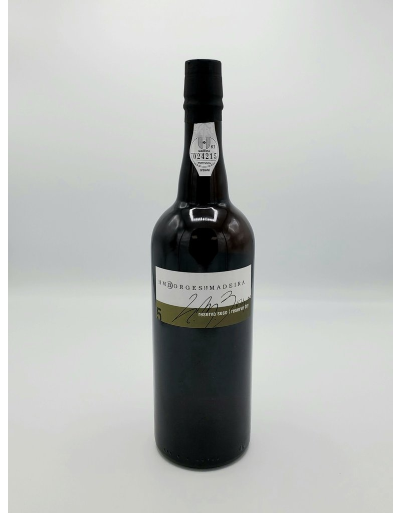 H M Borges 5 year Old Reserve Dry Madeira
