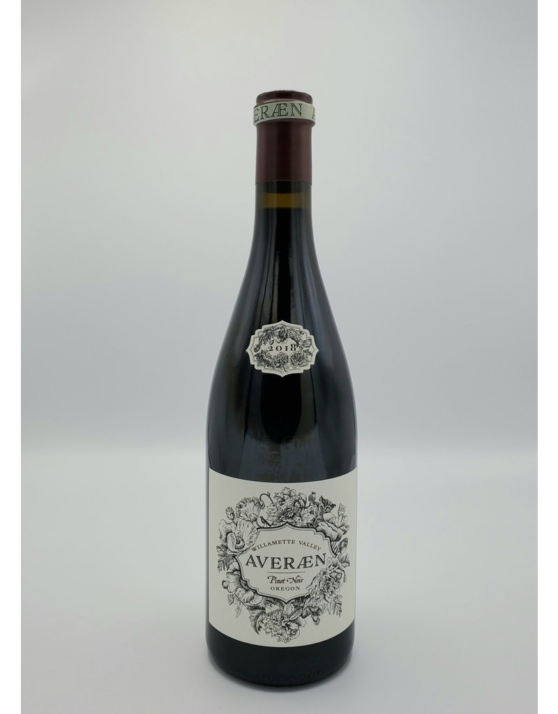Averaen Pinot Noir Willamette Valley 2019