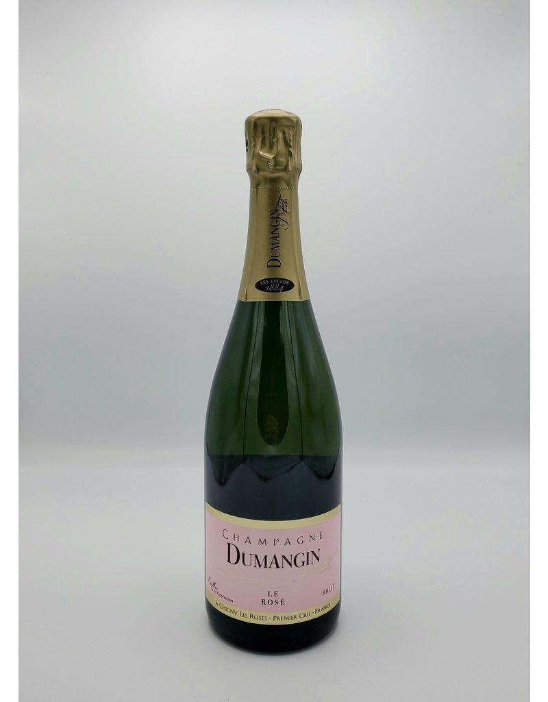 Champagne G. Dumangin Brut Le Rose 1er Cru NV