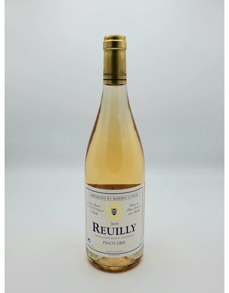 Domaine de Reuilly Pinot Gris Rose 2019