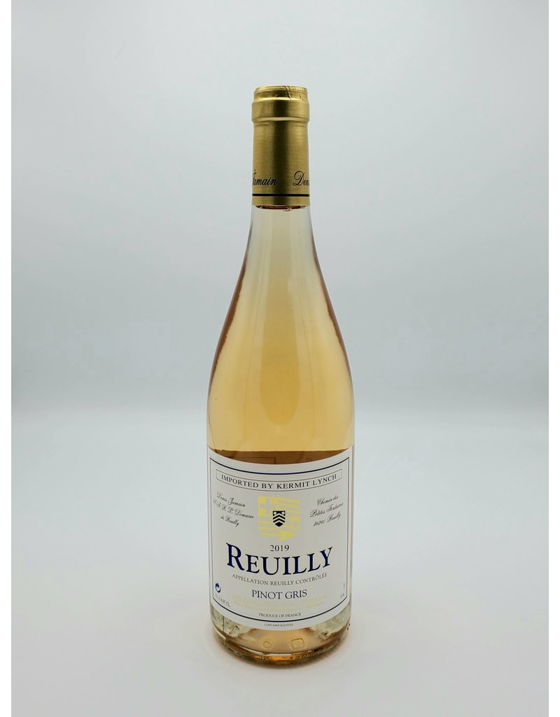 Kermit Lynch Wine Merchant Domaine de Reuilly Pinot Gris Rose 2019