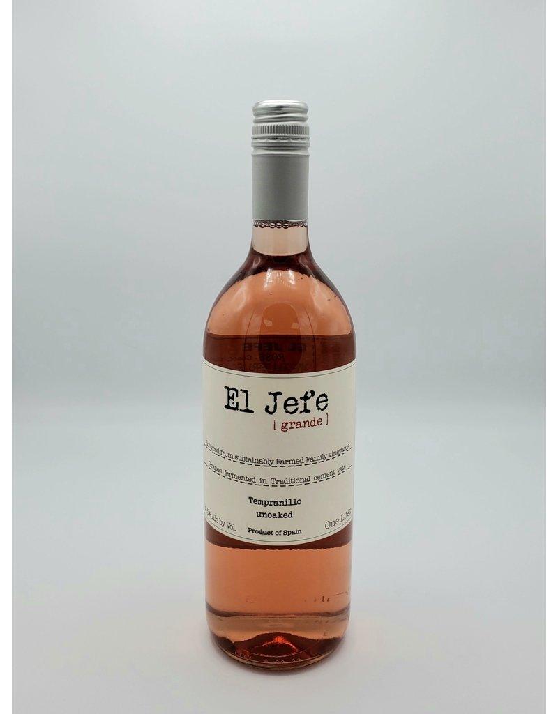 EL Jefe Tempranillo Rose 2020 1 Liter