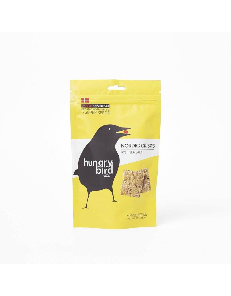 Hungry Bird Copy of Hungry Bird Gluten Free Rye + Sea Salt 3oz