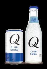 Q Club Soda 16.9oz