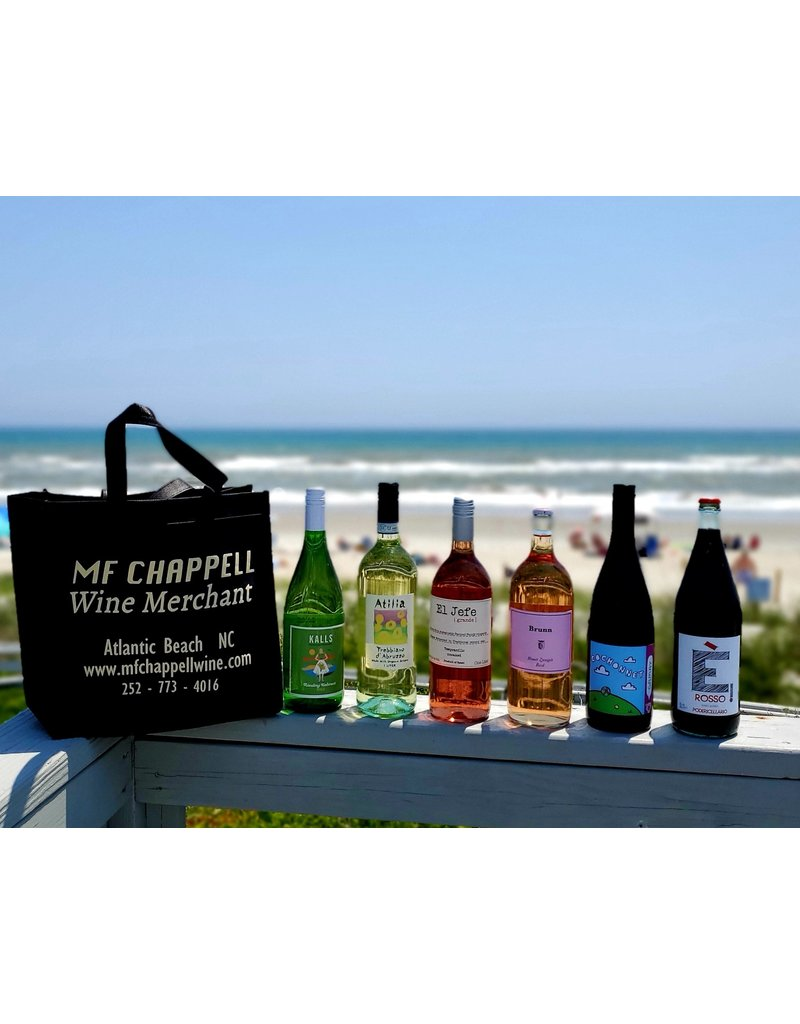 Liter Board -  6 On The Beach - June 2021