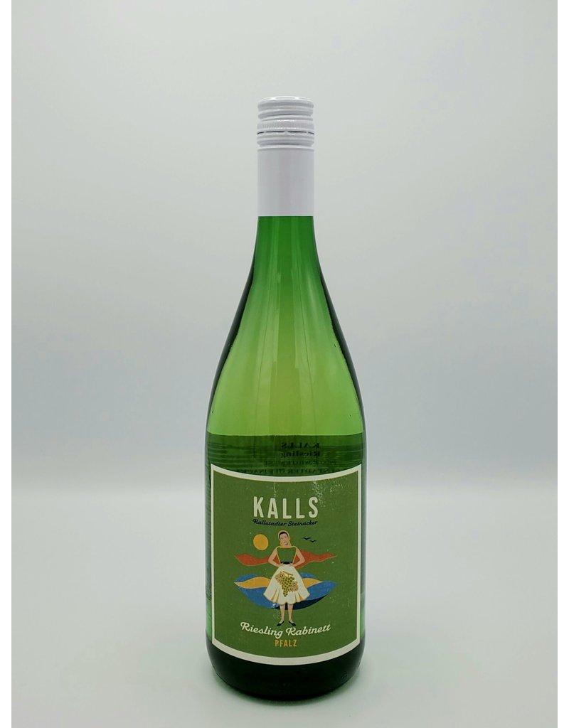 Kalls Riesling Kabinett Pfalz 2019 1 Liter