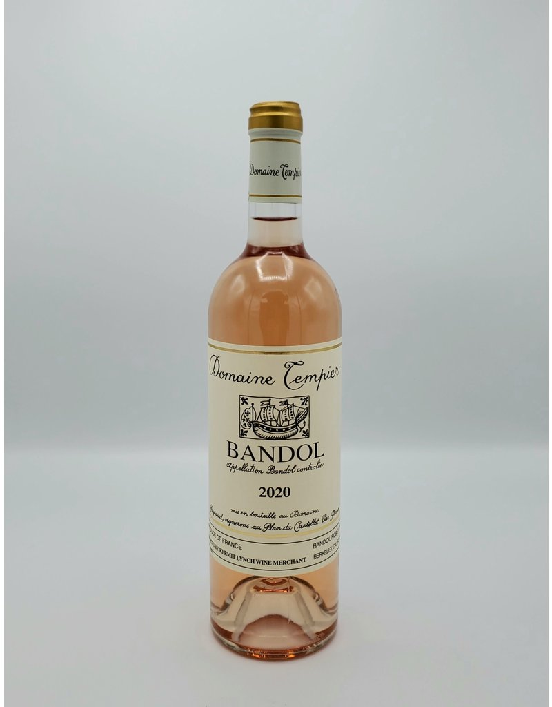 Kermit Lynch Wine Merchant Domaine Tempier Bandol Rose 2020