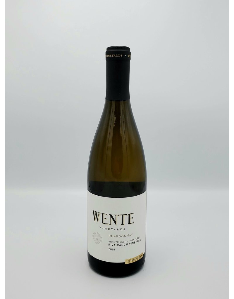 Wente Vineyards Chardonnay  Riva Ranch Arroyo Seco 2019