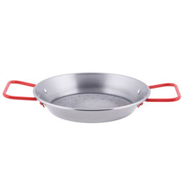 "8"" Paella Pan, Carbon Steel, 1-2 ppl."