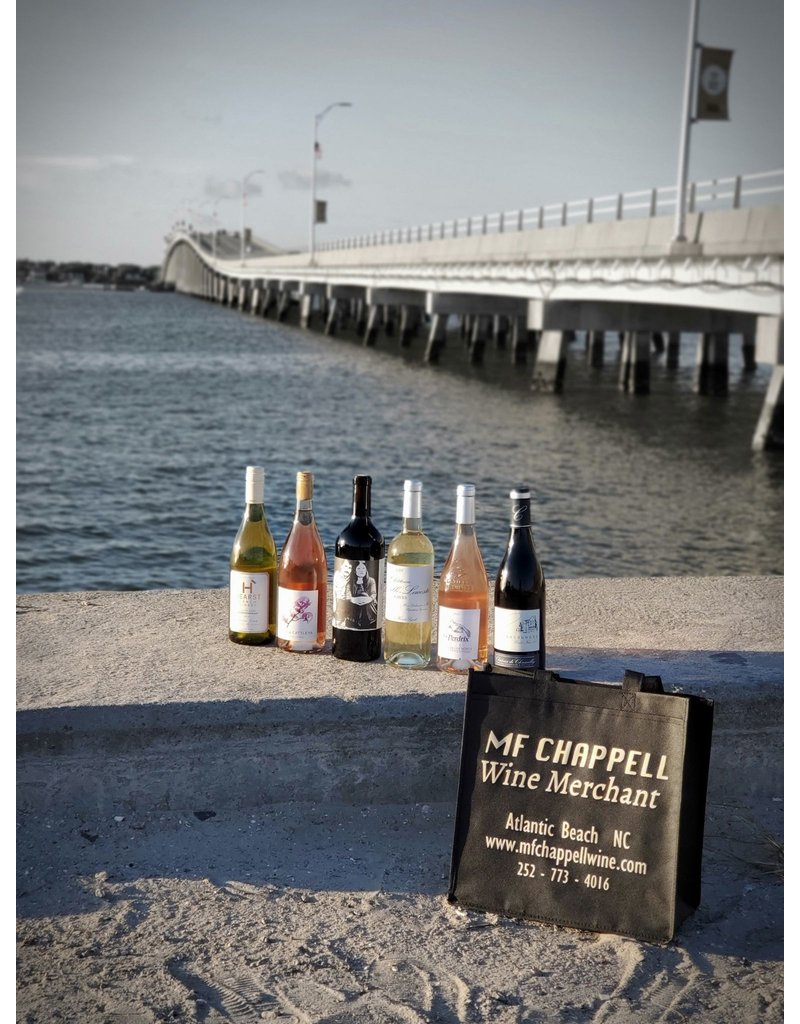 French & American Wines - 6 on the Beach - July 2021