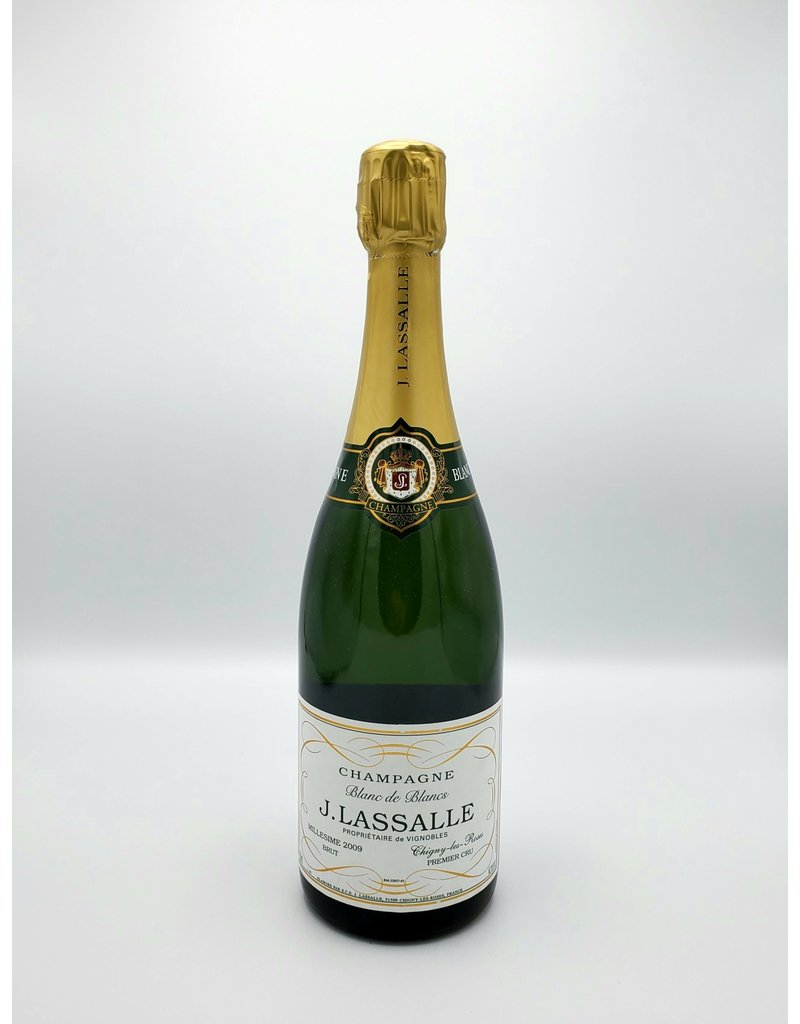Kermit Lynch Wine Merchant J Lassalle Blanc de Blanc 2009 Champagne