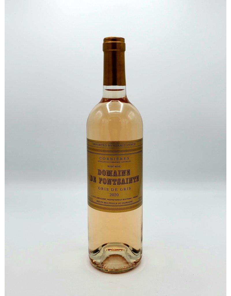 Kermit Lynch Wine Merchant Fontsainte Gris de Gris Corbieres 2020