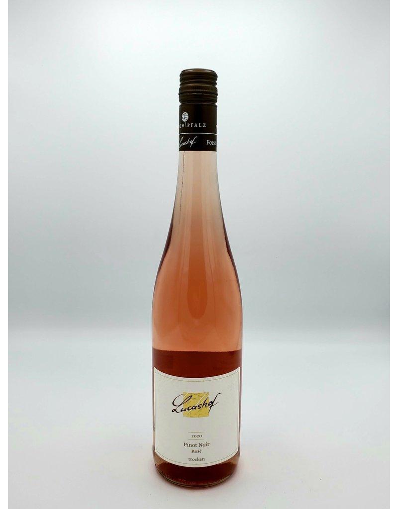 Lucashof Pinot Noir Trocken Pfalz 2020