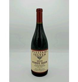 Williams Selyem Calegari Vineyard Pinot Noir Russian River Valley 2018