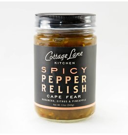 Cottage Lane Kitchen Cottage Lane Kitchen Cape Fear Spicy Pepper Relish 12oz