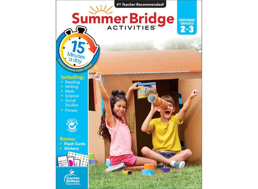 Summer Bridge Activities (2 - 3) Book