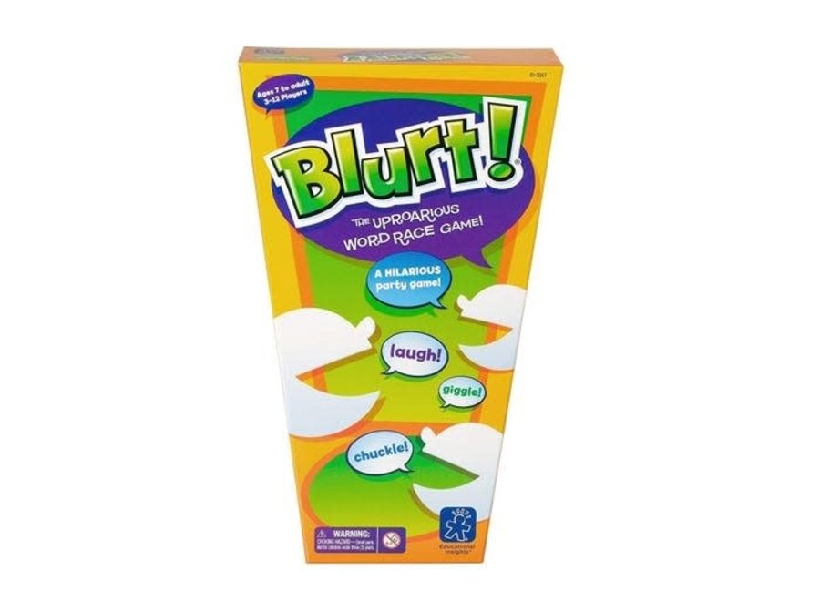 Blurt!