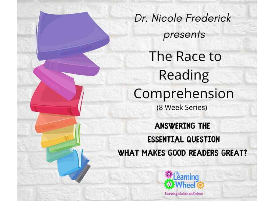 The Race To Reading Comprehension