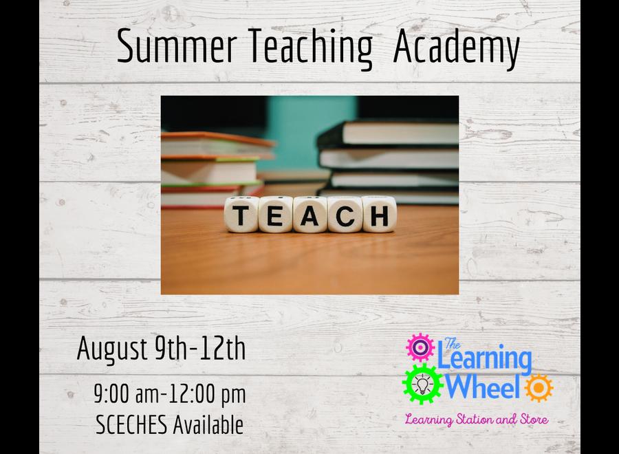 Summer Teaching Academy Week