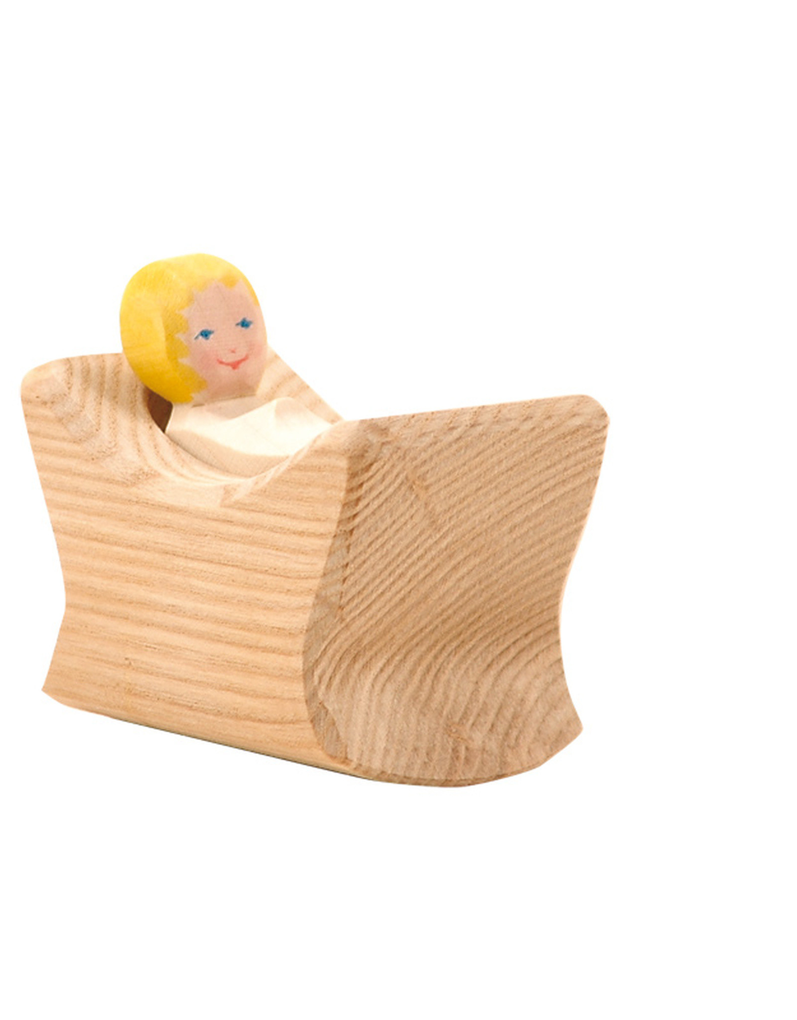 Ostheimer Child in Crib 2 pcs