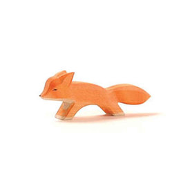 Ostheimer Small Fox Running