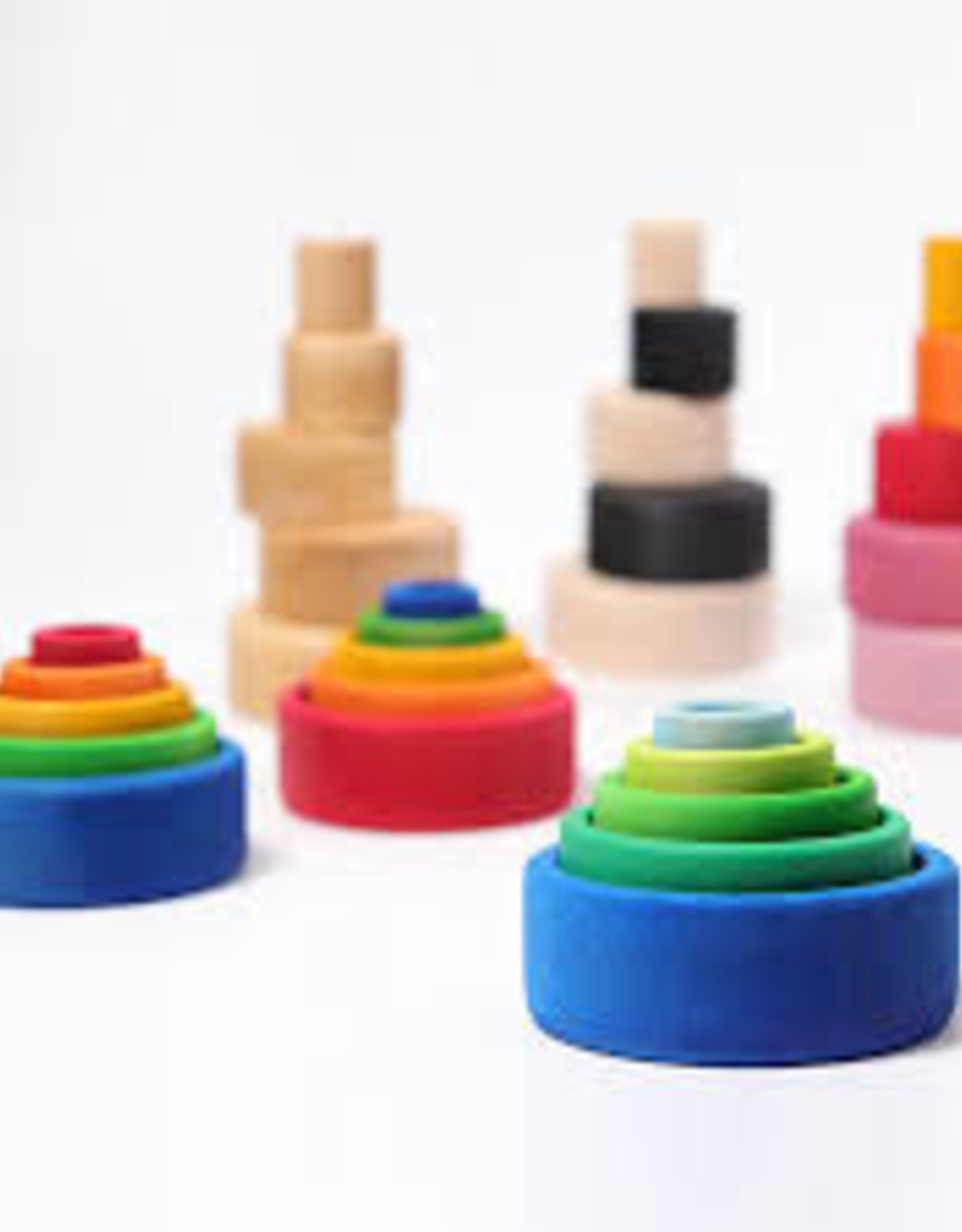 Grimm's Set of Stacking Bowls