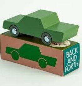 Waytoplay Toys Back and Forth Car Green