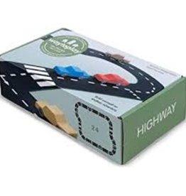 Waytoplay Toys Highway Road Set