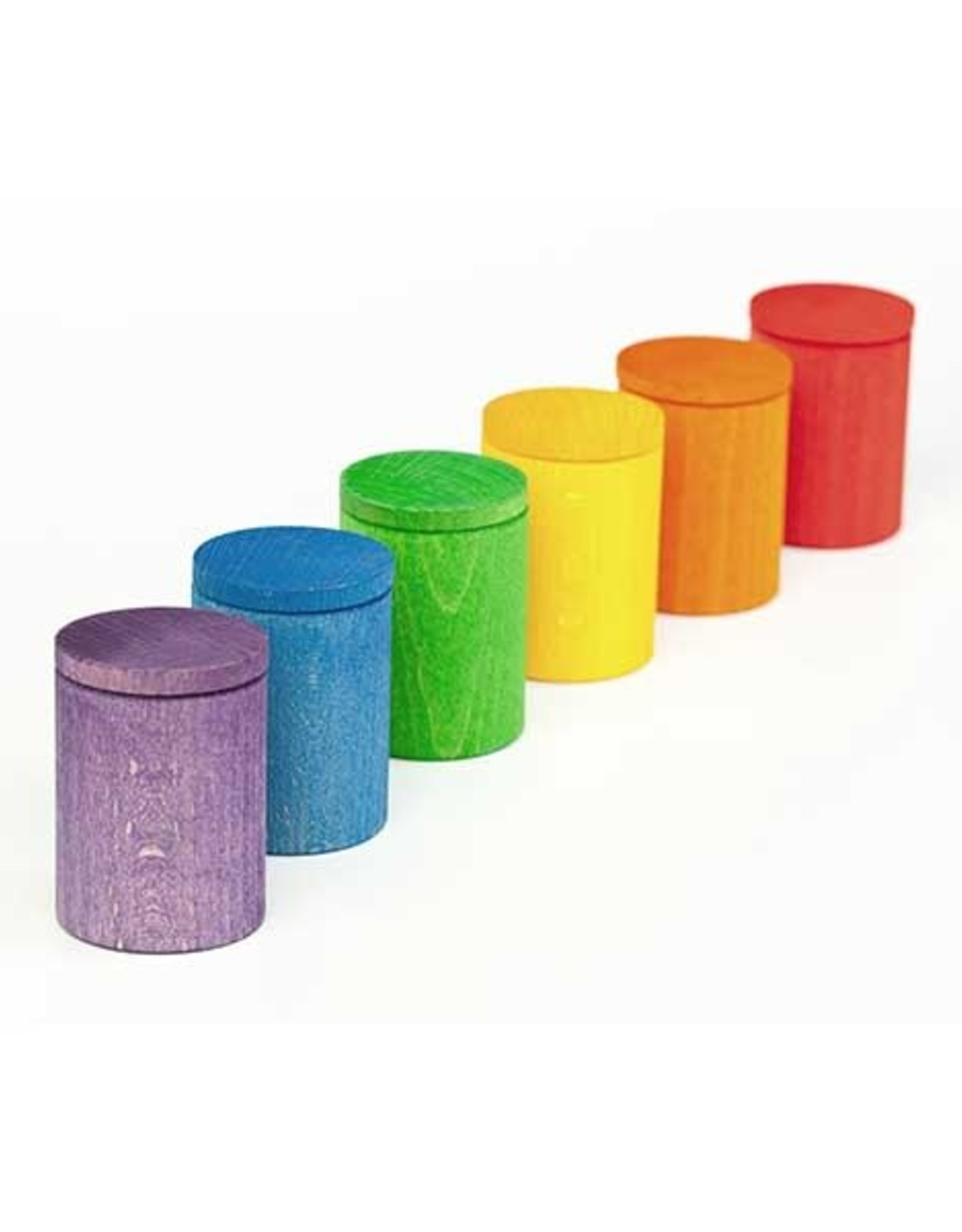 Grapat 6 Colored Cups with Covers