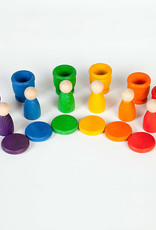 Grapat Nins, Cups & Coins Stack & Sort Game