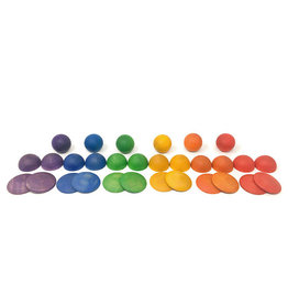 Grapat Round Building Set, 30 pc. Set